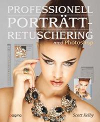 Professionell porträttretuschering med Photoshop - för fotografer