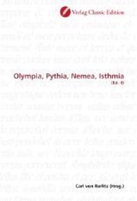 Olympia, Pythia, Nemea, Isthmia