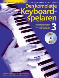 Den komplette keyboardspelaren 3 - Kenneth Baker pdf epub