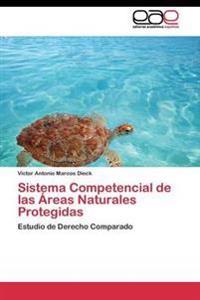 Sistema Competencial de Las Areas Naturales Protegidas