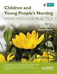 Children and Young People's Nursing + Website