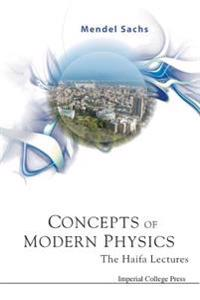 Concepts of Modern Physics