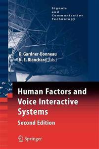 Human Factors and Voice Interactive Systems