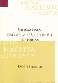 Suomalaisen hallitsemiskäsitteistön historiaa