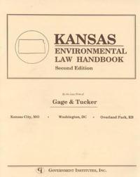 Kansas Environmental Law Handbook