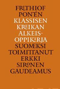 Klassisen kreikan alkeisoppikirja