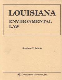 Louisiana Environmental Law