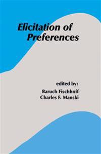 Elicitation of Preferences