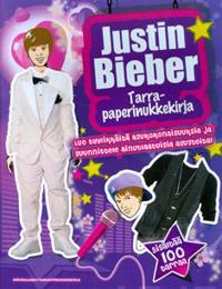 Justin Bieber tarrapaperinukkekirja