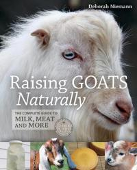 Raising Goats Naturally