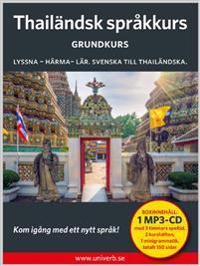 Thailändsk språkkurs. Grundkurs