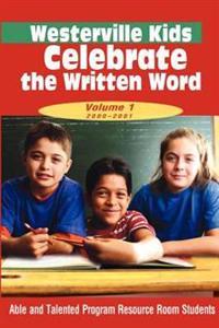 Westerville Kids Celebrate the Written Word, 2000-2001