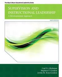 Supervision and Instructional Leadership with Video-Enhanced Pearson eText Access Card Package: A Developmental Approach