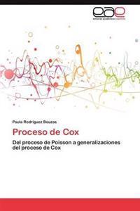 Proceso de Cox