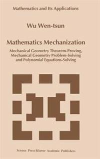 Mathematics Mechanization