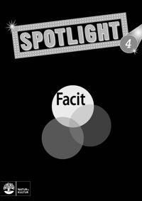 Spotlight 4 facit