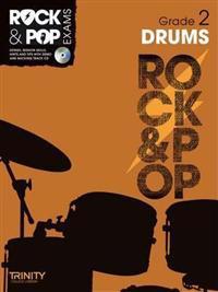 Trinity RockPop Exams: Drums Grade 2
