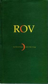 Rov - Freddy O. Fjellheim   Ridgeroadrun.org