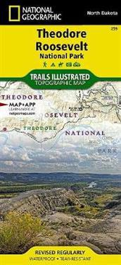 Theodore Roosevelt National Park/maah Daah Hey Trail