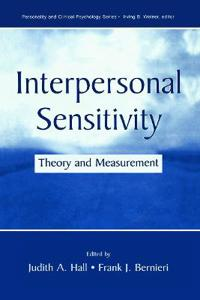 Interpersonal Sensitivity