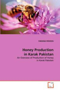 Honey Production in Karak Pakistan