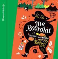 Me Rosvolat ja konnakaraoke (8 cd)