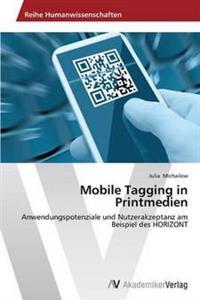Mobile Tagging in Printmedien