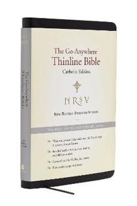 The Go-Anywhere Thinline Bible Catholic Edition