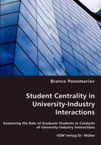 Student Centrality in University-Industry Interactions