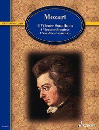 6 Viennese Sonatinas: Piano Solo