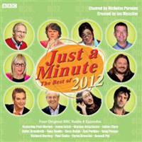 Just a Minute: The Best of 2012