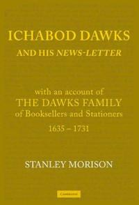 Ichabod Dawks and His News-Letter