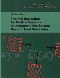 Thermal Relaxation for Particle Systems in Interaction with Several Bosonic Heat Reservoirs