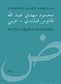 Suomi-arabia sanakirja