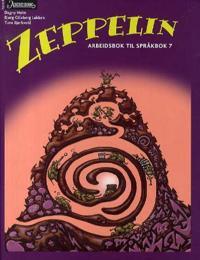 Zeppelin 7: arbeidsbok til språkbok