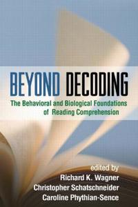 Beyond Decoding