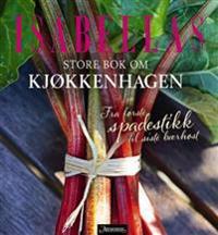 Isabellas store bok om kjøkkenhagen