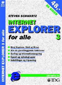 Internet Explorer 3 for alle