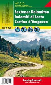 Sextener Dolomiten - Cortina d'Ampezzo