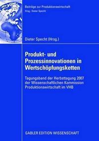 Produkt- und prozessinnovationen in wertschopfungsketten