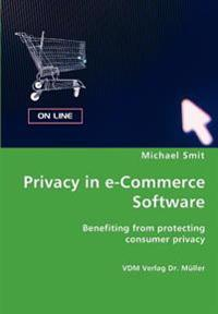 Privacy in E-Commerce Software