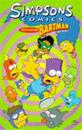 Simpsons comics featuring bartman - best of the best