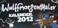 Wulffmorgenthaler. Dag for dag-kalender 2012. 365 festlige striper. Bordkalender