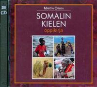 Somalin kielen oppikirja CD