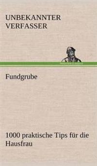 Fundgrube - 1000 Praktische Tips Fur Die Hausfrau