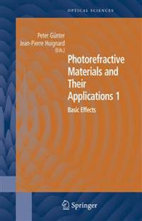 Photorefractive Materials and Their Applications 1