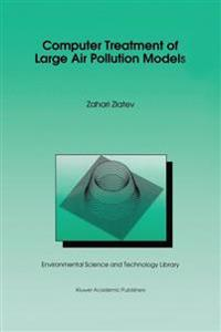 Computer Treatment of Large Air Pollution Models