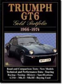 Triumph GT6 Gold Portfolio 1966-1974
