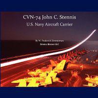 Cvn-74 John C. Stennis, U.s. Navy Aircraft Carrier