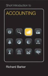 Short Introduction to Accounting Euro Edition